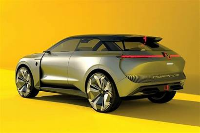 Concept Renault Morphoz Suv Bigger Electric Spacious