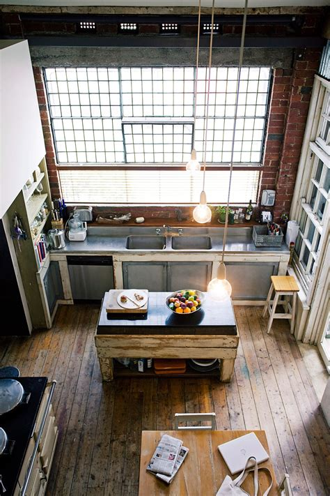 7 kitchens with a new york city vibe homes