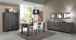 Table basse portofino chene gris for Deco cuisine avec salle a manger contemporaine en chene