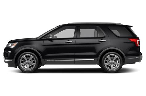 New 2018 Ford Explorer Price Photos Reviews Safety