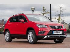 Seat Ateca review better value than the Volkswagen Tiguan?