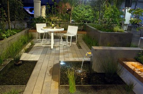 small water features for decks 18 best images about floating deck on pinterest fire pits salvage parts and water features