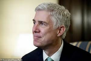 Gorsuch, 49, is a respected, highly credentialed and ...