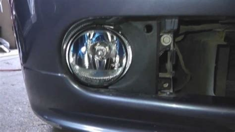 how to replace your fog lights e39