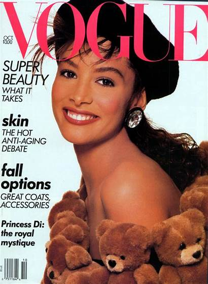 Kara Young Covers Magazine Vogue Avedon 1988