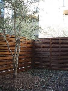 Privacy Fence From Pallets