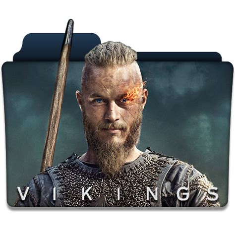 vikings tv series folder icon   dyiddo  deviantart