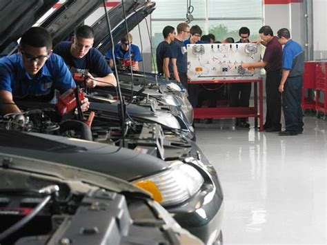 Automotive Automotive Colleges