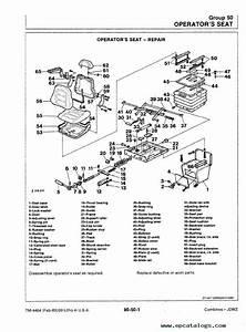 John Deere 4435  U0026 4435 Hydro Combines Tm4464 Manual