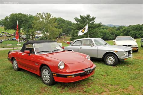 1988 Alfa Romeo by 1988 Alfa Romeo Spider Quadrifoglio Image Chassis Number