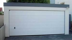 Garagentor Elektrisch Mit Einbau : pressenachricht zum kicken zu schade garagentor in einer garage von ~ Orissabook.com Haus und Dekorationen
