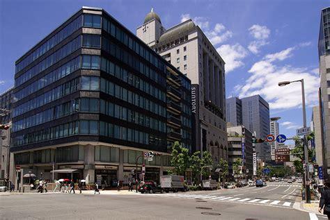 orangina siege social suntory cherche à se développer en chine japon infos