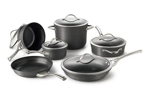 money pots pans cookware nonstick quart sets pot anodized aluminum hard