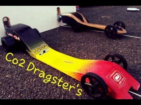 fastest co2 car design fast ghs co2 powered dragster s design s and
