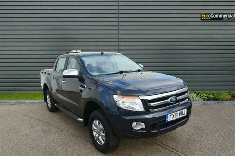 ford ranger  tdci xlt double cab pickup  dr
