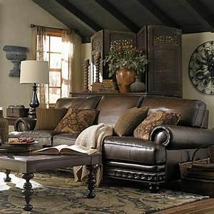 on vous presente le salon en cuir une tendance moderne With tapis champ de fleurs avec canapé d angle arrondi pas cher