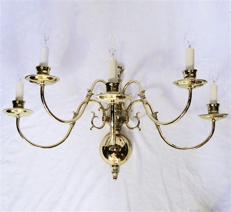 Vintage Wall Sconce - virginia large vintage wall sconce grand light