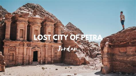 Incredible Lost City Of Petra Jordan Cinematic 2018
