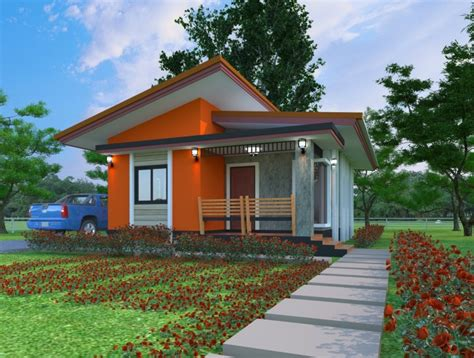 Small Bungalow House Design Concept Home Design