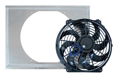 electric fan with shroud 1920 cfm