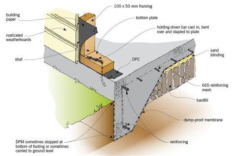 Concrete slab floor construction   BRANZ Renovate