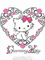 HD Wallpapers Charmmy Kitty Coloring Pages