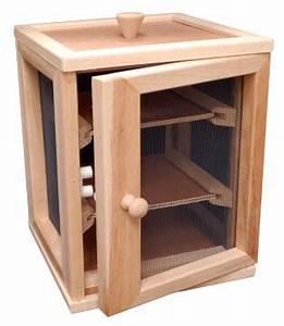 Garde Manger En Bois : fromager garde manger de fabrication fran aise meubles ~ Teatrodelosmanantiales.com Idées de Décoration