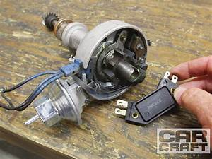How To Convert A Ford Or Chrysler Ignition To Gm Hei