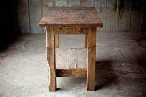 Rustic Reclaimed Wood Kitchen Island Ideas — THE CLAYTON