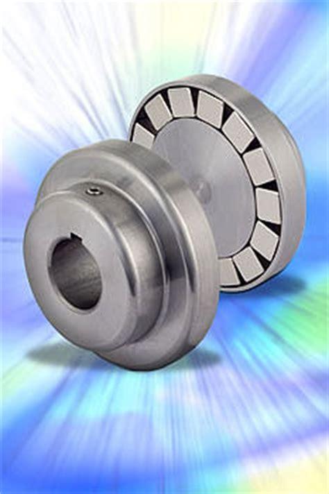 metric magnetic disk couplings