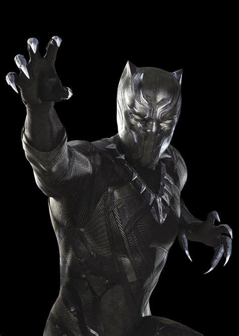 Captain America Civil War Black Panther Debut New Movie
