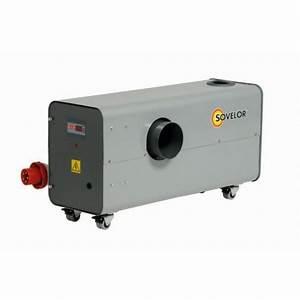 Chauffage Atelier Air Pulsé : chauffage air puls etv22 sovelor ~ Dailycaller-alerts.com Idées de Décoration