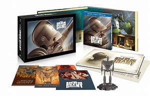 The Iron Giant Blu-ray & Ultimate Collectors Edition ...