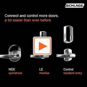 Schlage Nde Networked Wireless Lock