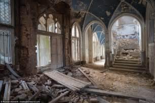 Inside Castle Chateau Miranda