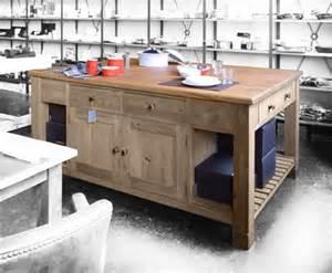 storage furniture for kitchen kücheninsel mit holzplatte heritage