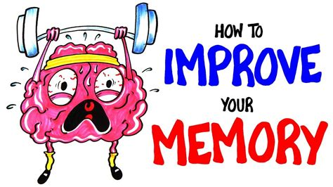 How To Improve Your Memory Right Now! Youtube