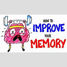 Simple Ways To Improve Your Memory Right Now