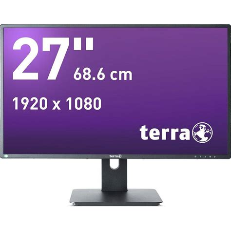 Lade A Led On Line by Tft Monitor 27 Terra Led 2756w Pv Schwarz Dp Hdmi