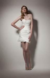 Sexy short beach wedding dresses for Short informal wedding dresses
