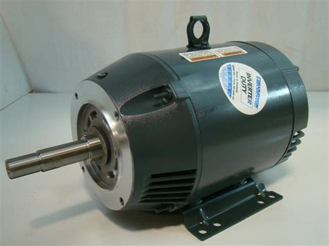 Marathon Electric Motors by Marathon Electric Inverter Duty 7 1 2hp Electric Motor