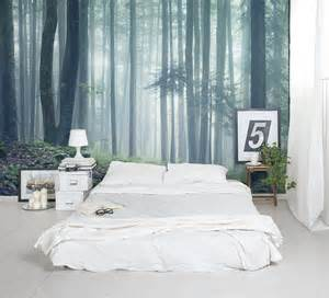 home interior pictures wall decor forest wall murals for a serene home decor adorable home