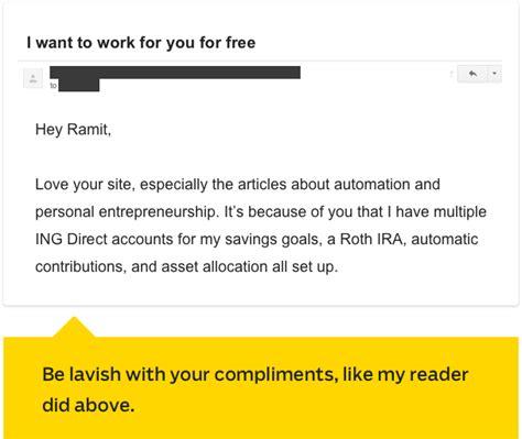 write  polite email