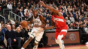 Toronto Raptors vs Milwaukee Bucks: Live updates ...