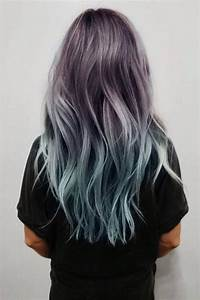 Purple And Blue Hair Pictures, Photos, and Images for ...