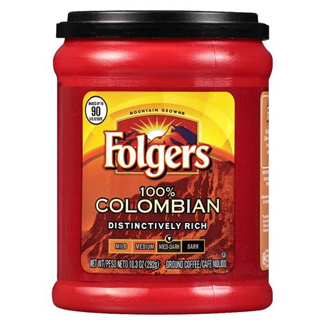 Read our disclosure policy here. Folgers Coffee Colombian | Walgreens