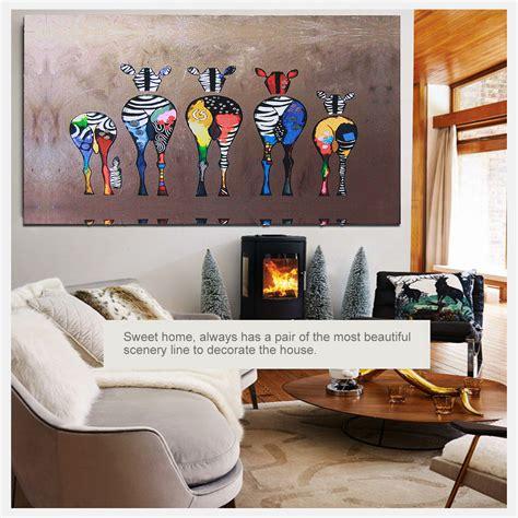 peinture 224 huile toile tableau z 232 bre painting abstraite moderne murald 233 cor achat vente