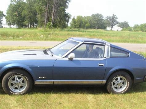 Datsun 280zx For Sale by 1981 Datsun 280zx For Sale Classic Car Ad From