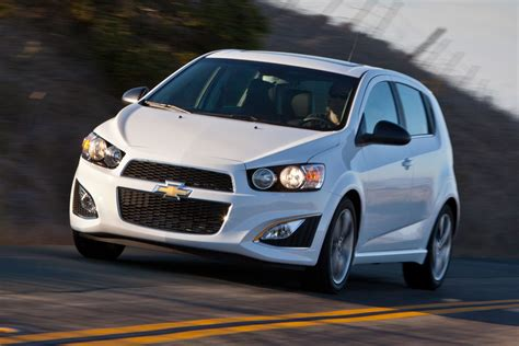 Chevrolet Aveo Rs Pictures Auto Express