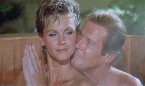 A View To A Kill: LOOK at Bond beauty Fiona Fullerton now ...